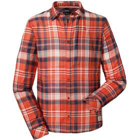 Schöffel Kapstadt Shirt Men emberglow